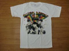 ビートルズ Tシャツ 白 M