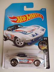 ホットウィール '69 CORVETTE RACER シボレーコルベットレーサー