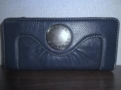◆MARC BY MARC JACOBS◆長財布◆ブラック系◆USED◆