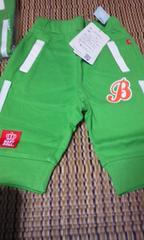 BABY DOLL 7分丈パンツ 緑