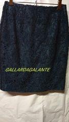GALLARDAGALANTE*総レースタイトスカート 0