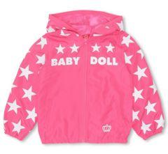 新品BABYDOLL☆ウィンドブレーカー 110 ピンク パーカー ベビードール