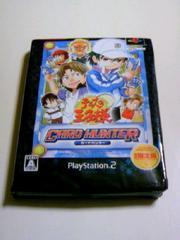 新品PS2 テニスの王子様カードハンター初回限定版/プレステ2コナミテニプリトレカゲーム