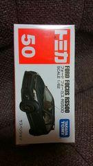 トミカ 旧50  フォードフォーカスRS500  未開封 新品 販売終了品