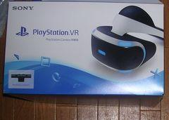 PS4 VRヘッドセット cuhj-16001