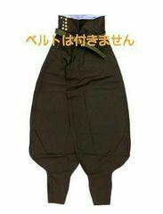 送料込☆寅壱(7160茶)3超ロング胴付八分100cm