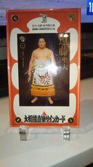 ★大相撲直筆サインカード★遠藤聖大★BBM2015