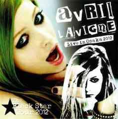 Avril Lavigne アヴリルラヴィーン Osaka,Japan 2012 1CD