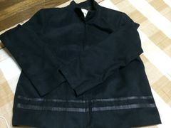 KANSAI BIS 黒ジャケット