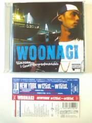 (CD)WOONAGI☆NEWYORK w125st.†w151st.★帯付き♪