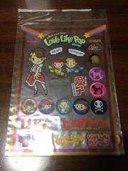 aiko LOVE LIKE POP vol.7ツアーグッズ★ステッカー