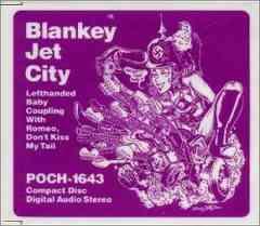 《初回盤》Blankey Jet City 左ききのBaby ブランキーROCK
