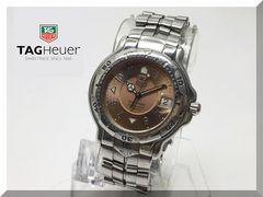 タグホイヤー 6000シリーズ クロノメーター 自動巻き腕時計
