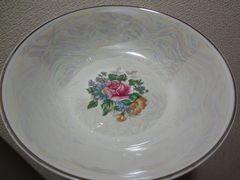 未使用 昔の皿。 ブランド不明