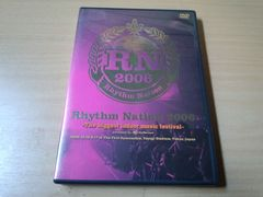 DVD「Rhythm Nation 2006」EXILE倖田來未a-nation東方神起ほか●