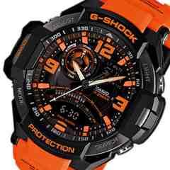 カシオ Gショック スカイコックピット メンズ腕時計 GA-1000-4A