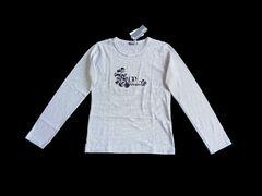 新品 レノマ Renoma 白 黒 ボーダー 長袖 Tシャツ ロンT