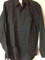 アニエス・ベー☆ほぼ未使用ブラックシャツ。