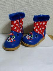 代理☆16�pブーツ男の子!青