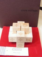 ルイヴィトン LOUIS VUITTON パテキ 木製パズル 顧客限定 新同★dot