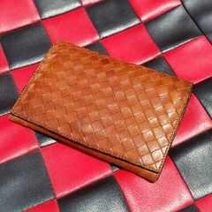 1円☆入手困難◆鑑済◆ボッテガヴェネタ/財布カードケース付き!