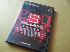 PS2☆ドライビングエモーションTYPE-S☆状態○SQUARE。レース。