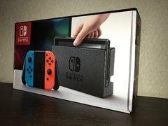 送料込 5年保証 Nintendo Switch 本体 ネオン 新品 ニンテンドースイッチ