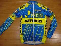 ヴィンテージ フランス製 サイクルジャージ ジャケット L