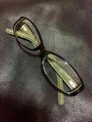 TAKEO KIKUCHI タケオキクチ メガネ サングラス 眼鏡 レザー