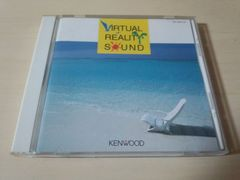 CD「VIRTUAL REALITY SOUND」効果音、環境音、自然音CD★
