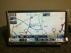 Clarion NX308 ワンセグSSDナビ DVD視聴 CD録音OK(^-^)