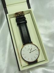 ◆本物確実正規ダニエルウェリントン腕時計