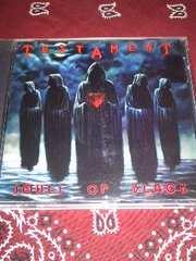 Testament/Souls of black スラッシュメタル