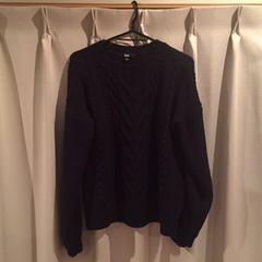 ユニクロー セーター