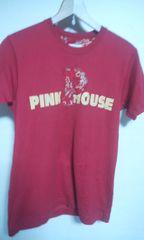 ピンクハウス Tシャツ 赤