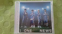 NEWS「1-ONE」限定/テゴマス