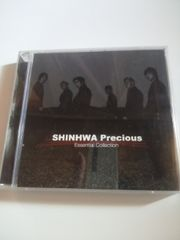 CD+DVDSHINHWA Precious Essential Collectionベスト送料込
