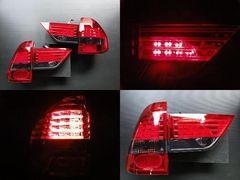BMW X3 E83 LEDテールランプ スモーク