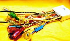 カーオーディオ用変換カプラー スバル対応 管229