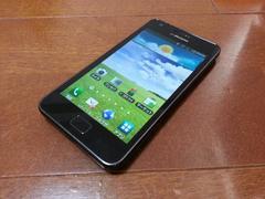 即落/即発!!美中古品 SC-02C Galaxy S2 ブラック