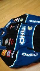 新品HASEナスカー ジェフハミルトン OREO オレオ黒青 サイズ6XLXXXXXXL