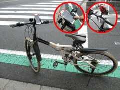 自転車スマホホルダー 業界最安値