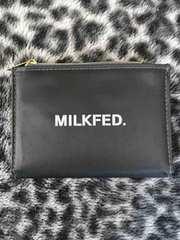 美品^ ^MILKFED.のミッキーミニ財布^ ^