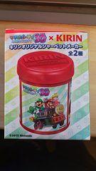 キリンノベルティマリオパーティー10×KIRINオリジナルシャーベットメーカー