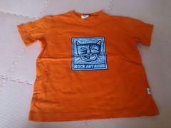 130 Rock Art オレンジ 美品