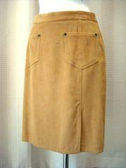 【レ・コパン】【イタリア製】ライトブランのスカートです