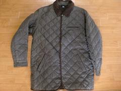 バナナリパブリック キルティングジャケット Sサイズ 美品