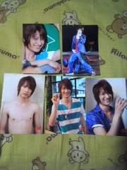 送込Kis-My-Ft2宮田俊哉SUMMARY 2008公式生写真5枚