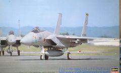 1/48 ハセガワ 航空自衛隊 F-15J イーグル 204SQ ミスティック イーグル�W パート1