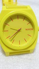 腕時計ニクソン/NIXON タイムテラ−黄色